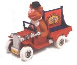Corgi CC06602, Fozzie Bear's Car, Toy Version