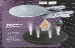 Corgi CC96609, Star Trek U.S.S. Enterprise NCC-1701-D on Lighted Stand