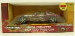 Ertl E33255X, 2003 Corvette Indy 500 Pace Car, 1:18 Scale
