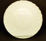 Lenox China 10.5 in. Dinner Plate, Weatherly Pattern