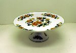 Dolphin Fine China, Porcelain Cake Stand