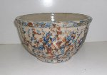 Unsigned Spongeware 8 3/8 in. Mixing Bowl